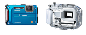 Lumix FT3 & FT4