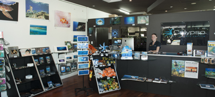Calypso Reef Imagery Centre
